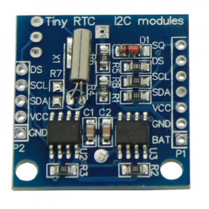 "Cheap DS1307 ""TinyRTC"" board"