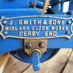 John Smith & Sons (Derby) makers plaque