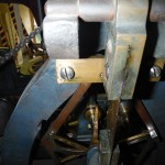 Pendulum suspension (slightly elevated view)